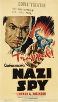 Confessions of a Nazi Spy movie poster (1939) picture MOV_137403c0