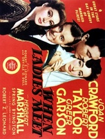 When Ladies Meet movie poster (1941) picture MOV_13759629