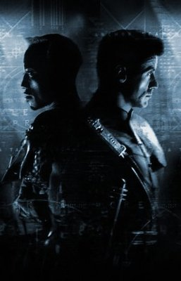 Demolition Man movie poster (1993) poster MOV_137c9f87