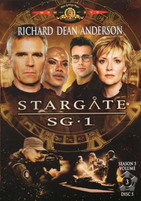 Stargate SG-1 movie poster (1997) poster MOV_1380e131