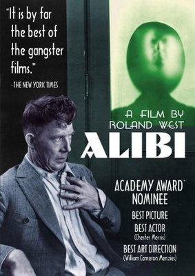 Alibi movie poster (1929) poster MOV_138b2e60