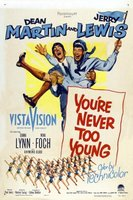 You're Never Too Young movie poster (1955) picture MOV_138c199c