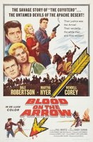 Blood on the Arrow movie poster (1964) picture MOV_13923711