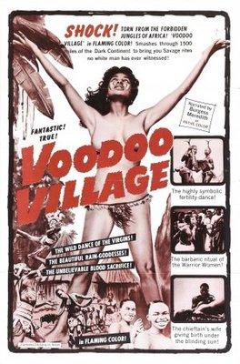 Sorcerers' Village movie poster (1958) poster MOV_13928906