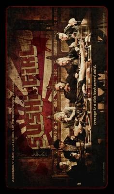 Sushi Girl movie poster (2012) poster MOV_13964eb5