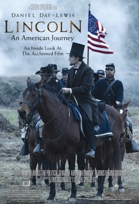 Lincoln movie poster (2012) poster MOV_1396cce8