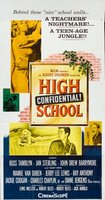High School Confidential! movie poster (1958) picture MOV_139d844c