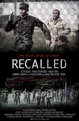 Recalled movie poster (2012) poster MOV_139f9add