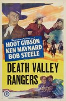 Death Valley Rangers movie poster (1943) picture MOV_13a4b18c