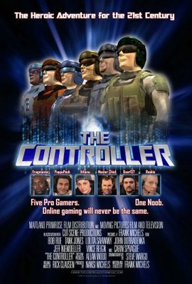 The Controller movie poster (2008) poster MOV_13a91976