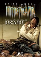 Criss Angel Mindfreak movie poster (2005) picture MOV_13ab7761