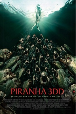 Piranha 3DD movie poster (2011) poster MOV_13af3a73