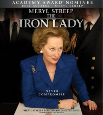 The Iron Lady movie poster (2011) poster MOV_13b4bf7b