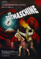 The Time Machine movie poster (1960) picture MOV_13b5744c