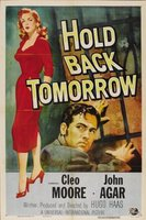Hold Back Tomorrow movie poster (1955) picture MOV_13b5c208