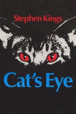 cats eye movie poster 1985 poster buy cats eye movie