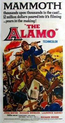 The Alamo movie poster (1960) poster MOV_13bb2a9c