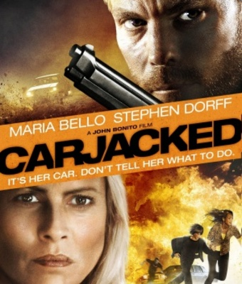 Carjacked movie poster (2011) poster MOV_13c1ec90