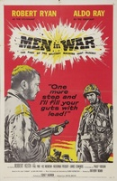 Men in War movie poster (1957) picture MOV_13c31449