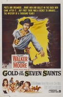 Gold of the Seven Saints movie poster (1961) picture MOV_13c8e2a4
