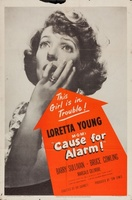 Cause for Alarm! movie poster (1951) picture MOV_13c988d5