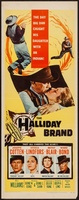 The Halliday Brand movie poster (1957) picture MOV_13cc1b32
