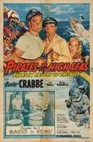 Pirates of the High Seas movie poster (1950) picture MOV_13d89050
