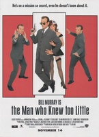 The Man Who Knew Too Little movie poster (1997) picture MOV_13e2ad92