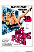 Four Dimensions of Greta movie poster (1972) picture MOV_13eac62f