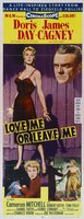 Love Me or Leave Me movie poster (1955) picture MOV_13eb0fce