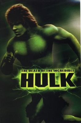 The Death of the Incredible Hulk movie poster (1990) poster MOV_13ec878b
