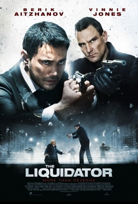 Likvidator movie poster (2011) poster MOV_13ed2681