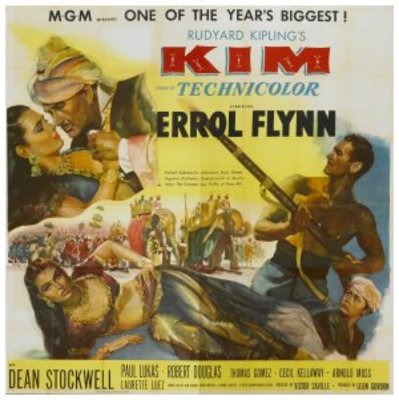 Kim movie poster (1950) poster MOV_13f0716f