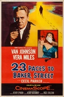 23 Paces to Baker Street movie poster (1956) picture MOV_13f57963