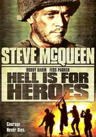 Hell Is for Heroes movie poster (1962) picture MOV_13f77452
