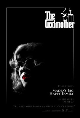 Madea's Big Happy Family movie poster (2011) poster MOV_1409afb5