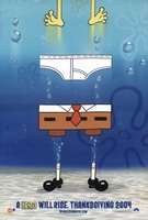 Spongebob Squarepants movie poster (2004) picture MOV_140c4fe5