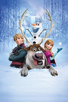 Frozen movie poster (2013) poster MOV_140d49b1