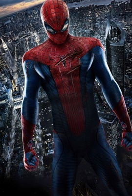 The Amazing Spider-Man movie poster (2012) poster MOV_140ec647