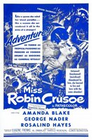 Miss Robin Crusoe movie poster (1954) picture MOV_140f54c3