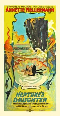 Neptune's Daughter movie poster (1914) poster MOV_140f9df6