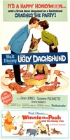 The Ugly Dachshund movie poster (1966) picture MOV_14205d30