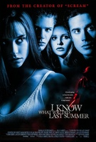 I Know What You Did Last Summer movie poster (1997) picture MOV_1420e54e