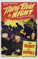 They Raid by Night movie poster (1942) picture MOV_1422c3a7