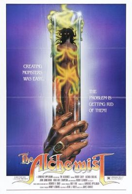 The Alchemist movie poster (1986) poster MOV_1425c1bf