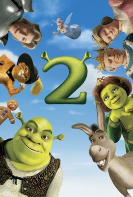 Shrek 2 movie poster (2004) poster MOV_1429b1c9