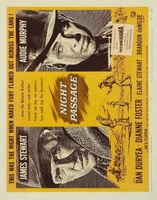 Night Passage movie poster (1957) picture MOV_142a069c