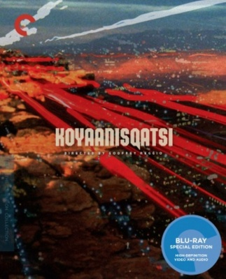 Koyaanisqatsi movie poster (1983) poster MOV_142e5b2f