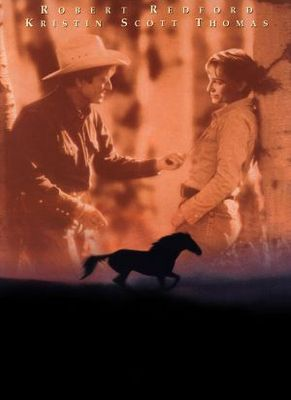 The Horse Whisperer movie poster (1998) poster MOV_142fc086