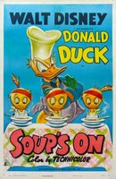 Soup's On movie poster (1948) picture MOV_1432678a